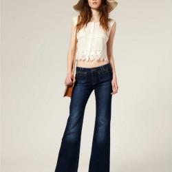 2014 İspanyol Paça Jean Modelleri