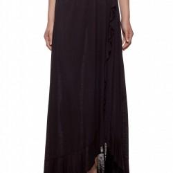 Batik Siyah Uzun Etek Modelleri
