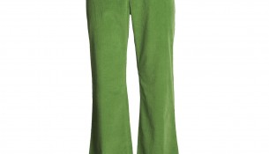 Bol Paça Yeşil Pantolon Modelleri