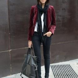Ceket Pantolon 2014 Kışlık Kombinler