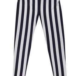 Dikine Çizgili Pantolon Modelleri