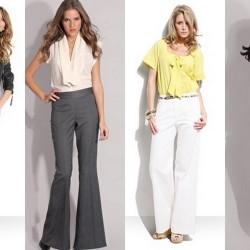 Eski Tarz İspanyol Paça Jean Modelleri