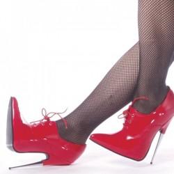 Kırmızı Metalik Ayakkabı Modelleri