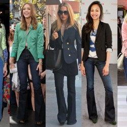 Trend İspanyol Paça Jean Modelleri
