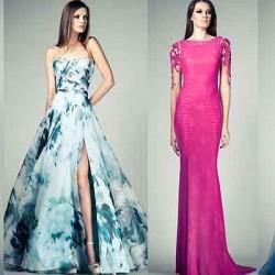 Uzun 2014 Yazlık Abiye Modelleri