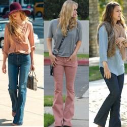 Yazlık İspanyol Paça Jean Modelleri