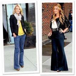 Yeni İspanyol Paça Jean Modelleri