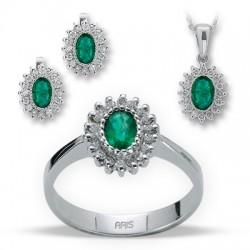 Zümrüt Yeşili Takı Modelleri