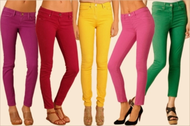 2014 Neon Pantolon Modelleri