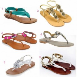 Asostan Sandalet Modelleri