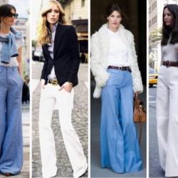 Bol 2014 Yüksek Bel Pantolon Modası