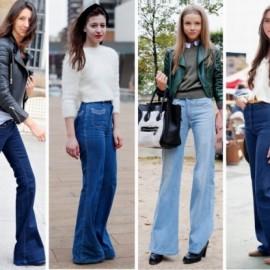 Bol Kot 2014 Yüksek Bel Pantolon Modası