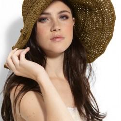 Bu Yazın Trendi Yeni Hasır Şapka Modası