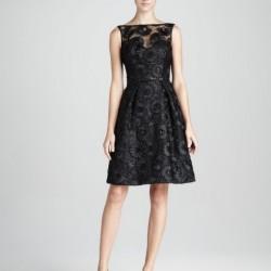 Dantelli Kloş Elbise Modelleri