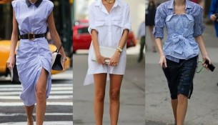 Etek ve Bluz Yaz Sokak Modası