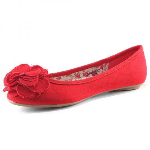 Kırmızı Yeni Babet Modelleri