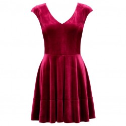 Kdife Kloş Elbise Modelleri