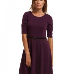 Kemerli 2014 Kloş Elbise Modelleri