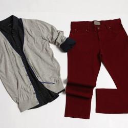 Pantolon İle Bayramlık Gömlek Kombinleri