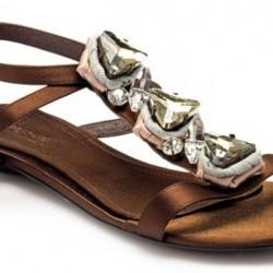 Taşlı Sandalet Modelleri
