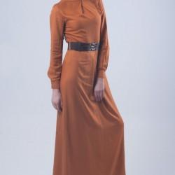 Uzun Yeni Yazlık Tesettür Giyim Modelleri