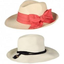 Vakko Yeni Hasır Şapka Modası