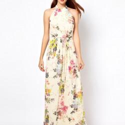 Yazlık Günlük Elbise Modelleri