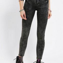 Yeni 2014 Yüksek Bel Pantolon Modası