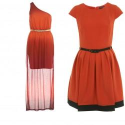 Yeni Kloş Elbise Modelleri