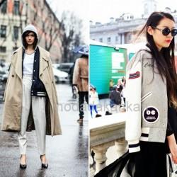 Yeni Moda Kolej Ceket Modelleri