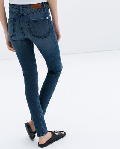 Zara 2014 Yüksek Bel Pantolon Modası