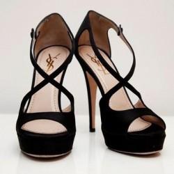 Çapraz Bantlı Ayakkabı Modelleri