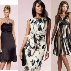 Pileli Elbise Modeli 2014