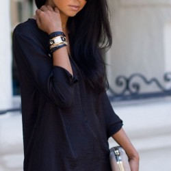 Uzun Bluz Modası