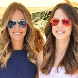 Zarif Yeni Aynalı Gözlük Modelleri