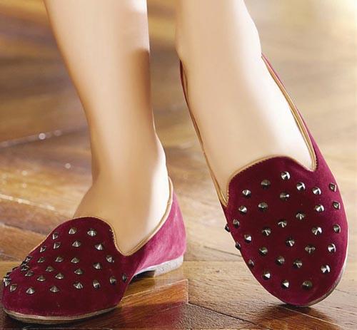 Babet Zımbalı Ayakkabı Modelleri 2014