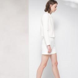 Beyaz Yeni Sezon Mango Ceket Modelleri