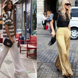 Bol Kesim Sonbahar Pantolon Modası
