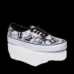 Gül Desenli Yeni Vans Ayakkabı Modelleri