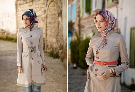 Kışlık Tesettür Modası