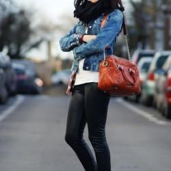 Koyu Renk Yeni Kot Ceket Modelleri