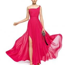 Pembe Kurban Bayramı İçin Elbise Modelleri