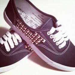 Spor Zımbalı Ayakkabı Modelleri 2014
