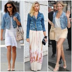 Trend Yeni Kot Ceket Modelleri