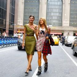Yazlık New York Sokak Modası