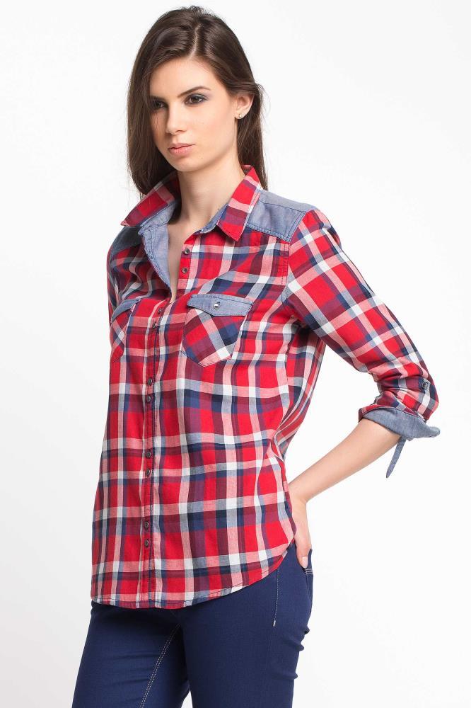 Yeni Defacto Gömlek Modelleri