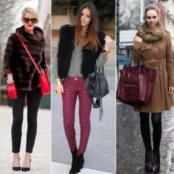 Yeni Sezon 2015 Kış Modası