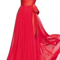 2015 Kırmızı Abiye Modelleri