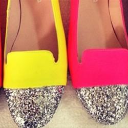 Babet Neon Ayakkabı Modelleri