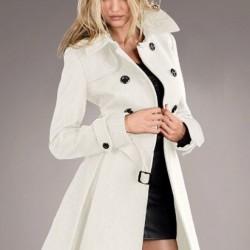 Beyaz Yeni Kaban Modelleri